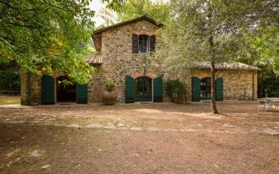 Landvilla Guardistallo Außenansichten 05