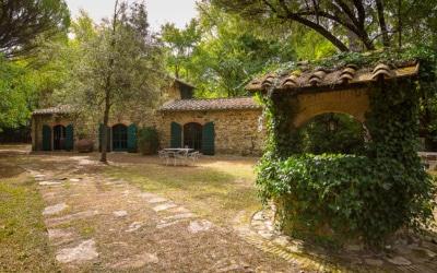 Landvilla Guardistallo Außenansichten 06