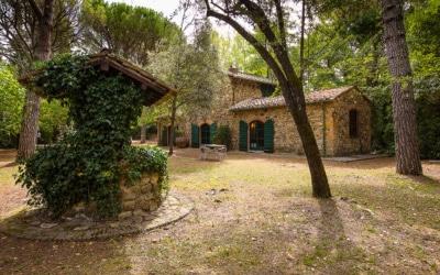 Landvilla Guardistallo Außenansichten 07