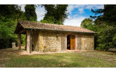 Landvilla Guardistallo Außenansichten 10