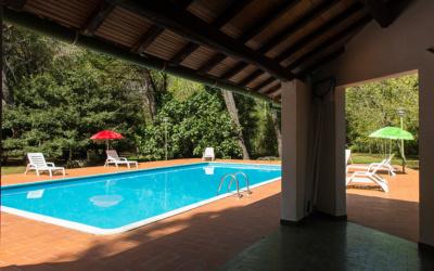 Landvilla Guardistallo Pool 04