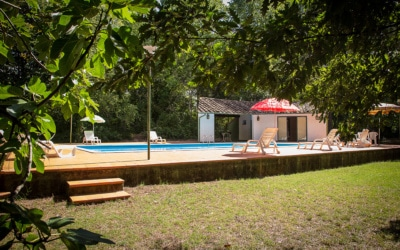 Landvilla Guardistallo Pool 05
