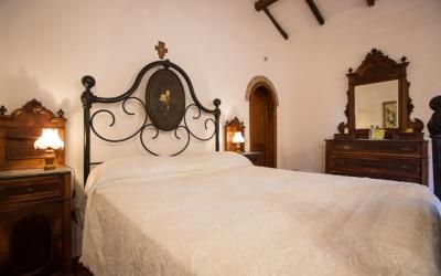 Landvilla Guardistallo Schlafzimmer 17