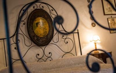Landvilla Guardistallo Schlafzimmer 24