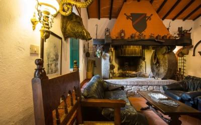 Landvilla Guardistallo Wohnbereich 04