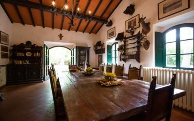 Landvilla Guardistallo Wohnbereich 12
