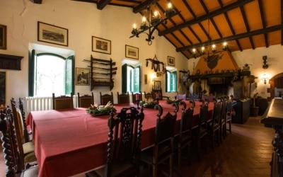 Landvilla Guardistallo Wohnbereich 13
