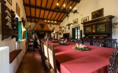 Landvilla Guardistallo Wohnbereich 14