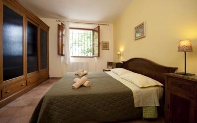 Landvilla Rapolano Terme 1 Schlafzimmer 03