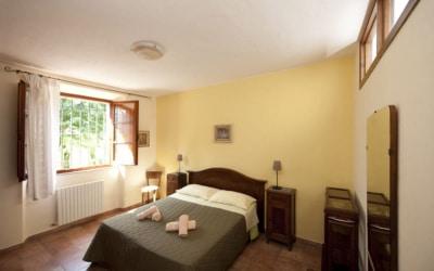 Landvilla Rapolano Terme 1 Schlafzimmer 04