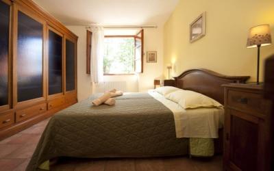 Landvilla Rapolano Terme 1 Schlafzimmer 05