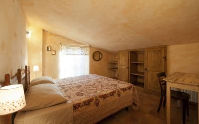 Landvilla Rapolano Terme 1 Schlafzimmer 07