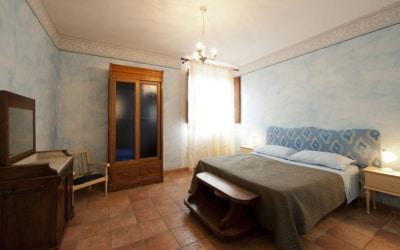Landvilla Rapolano Terme 1 Schlafzimmer 08