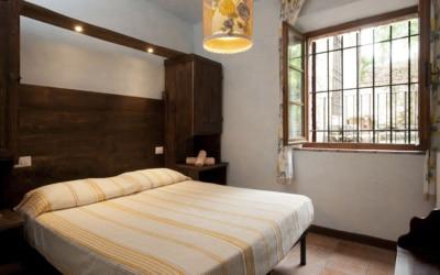 Landvilla Rapolano Terme 1 Schlafzimmer 09