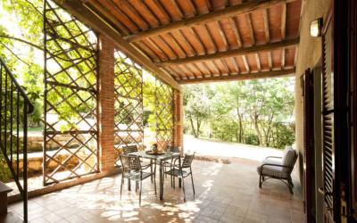 Landvilla Rapolano Terme 1 Terrasse 05