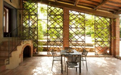 Landvilla Rapolano Terme 1 Terrasse 06