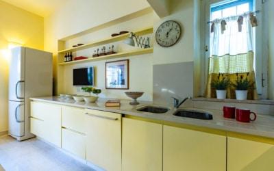 Villa Chianni 9 Küche 03