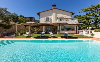 Villa Chianni 9 Pool 04