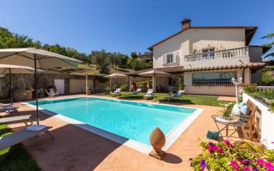 Villa Chianni 9 Pool 05