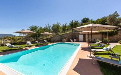 Villa Chianni 9 Pool 06