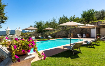 Villa Chianni 9 Pool 13