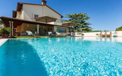 Villa Chianni 9 Pool 16