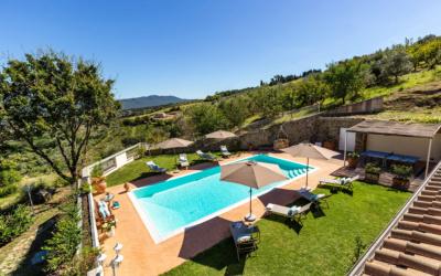 Villa Chianni 9 Pool 17