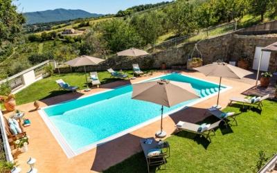 Villa Chianni 9 Pool 18