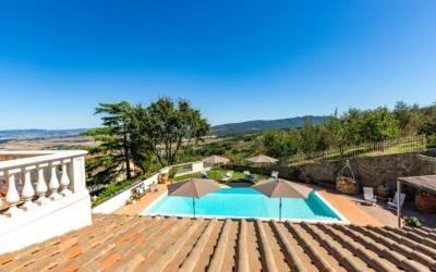 Villa Chianni 9 Pool 20
