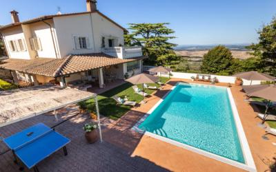 Villa Chianni 9 Pool 30