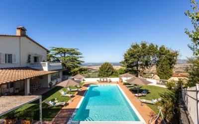 Villa Chianni 9 Pool 32