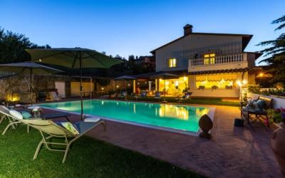 Villa Chianni 9 Pool 38