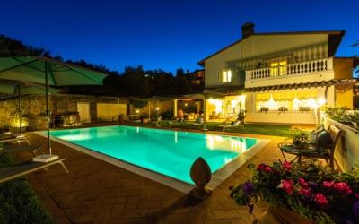 Villa Chianni 9 Pool 40