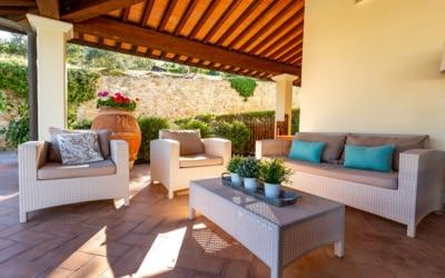Villa Chianni 9 Terrasse 12