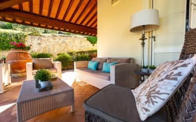 Villa Chianni 9 Terrasse 14