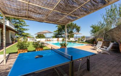 Villa Chianni 9 Tischtennis 02