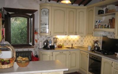Villa Chianti 1 Küche 01