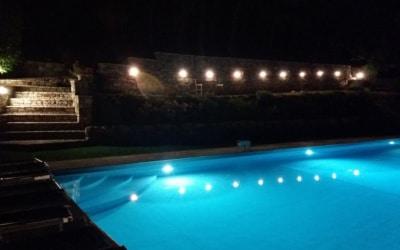Villa Chianti 1 Pool 07