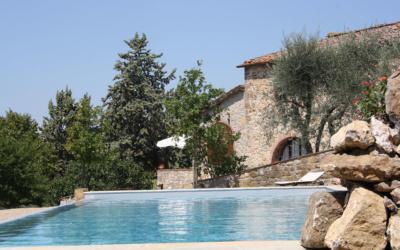 Villa Chianti 1 Pool 09