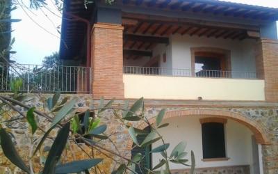 Villa Follonica Außenansichten 01
