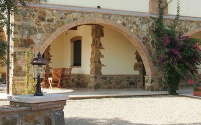 Villa Follonica Außenansichten 04