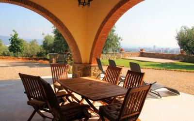 Villa Follonica Außenansichten 05