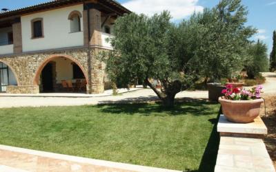Villa Follonica Außenansichten 12
