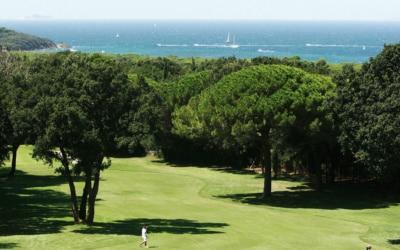 Villa Follonica Golfplatz