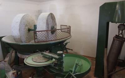 Villa Follonica Olivenöl Mühle 01