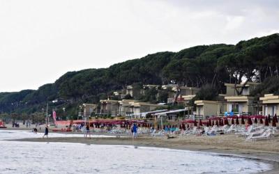 Villa Follonica Strand 04