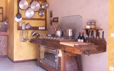 Villa Marti 2 Küche 05