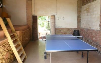 Villa Marti 2 Tischtennis 01
