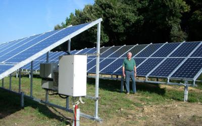 Villa Marti 3 Photovoltaik