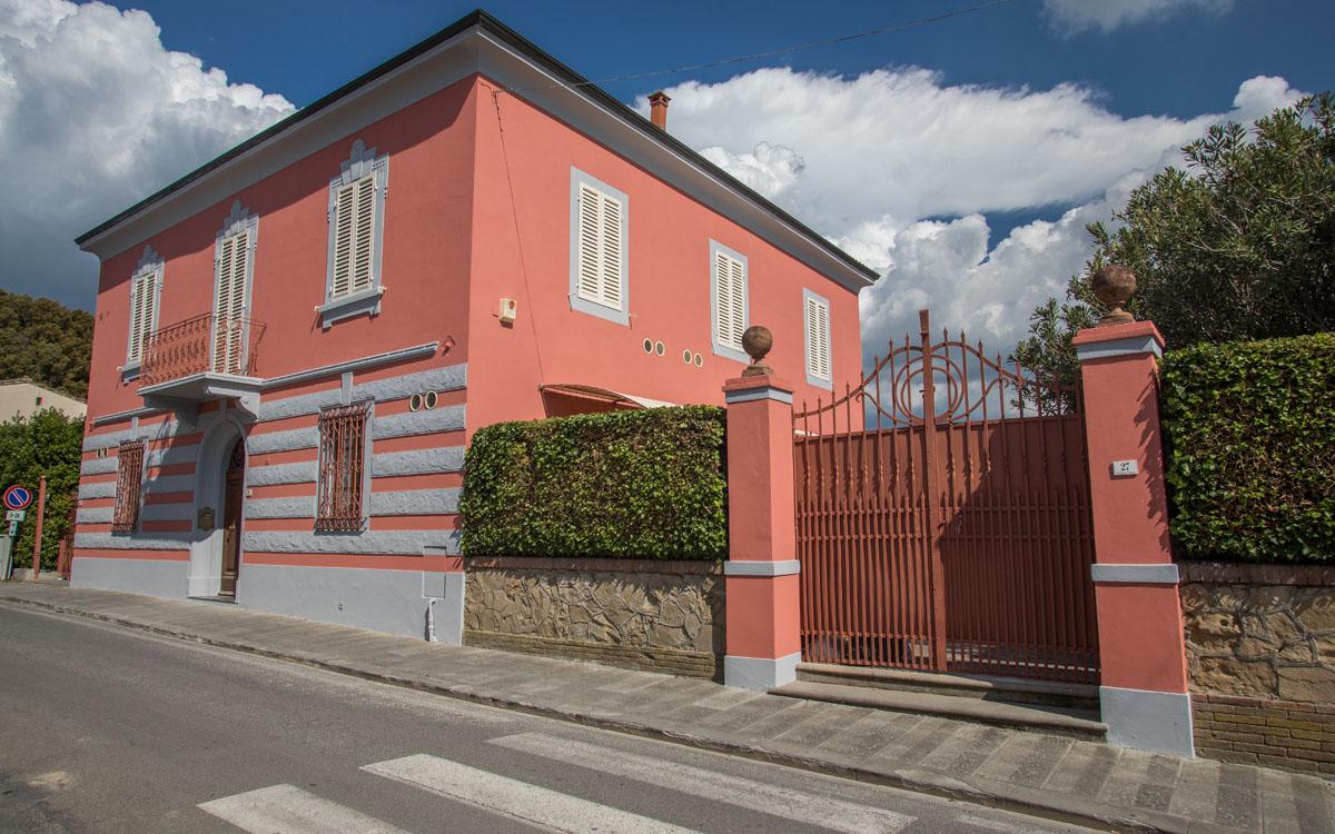 Villa Peccioli 4 Außenansichten 01